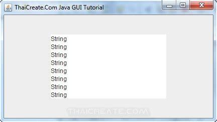 jscrollpane swing how to create a table in java swing dbxkurdistan com