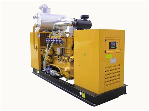 china biogas generator set biomass generator methane gas