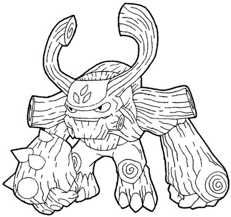 13 Best Skylanders Colouring Images On Pinterest Coloring Pages Coloring Sheets And Printable Skylander Giants Coloring Pages