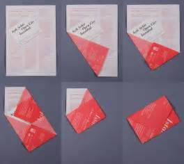 How To Fold A4 Paper Into An Envelope Origami Envelope Origami Pinterest