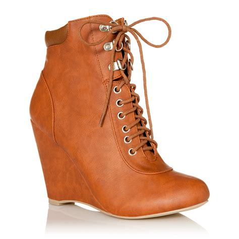 Just Shoes Is lois in chestnut get great deals at justfab