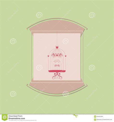 Wedding Background Set by Valentines Day And Wedding Set Vintage