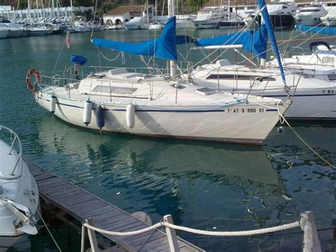 boats for sale javea beneteau first 30 e in puerto de j 225 vea sailboats used