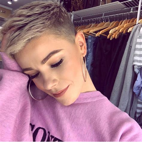 stylish haircuts articles and pictures 10 shaved haircuts for short hair sassy edgy chic
