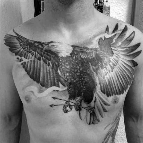 badass tats shoulder designs for 60 badass eagle tattoos for bird design ideas