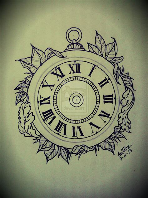 broken pocket watch drawing google zoeken tattoos