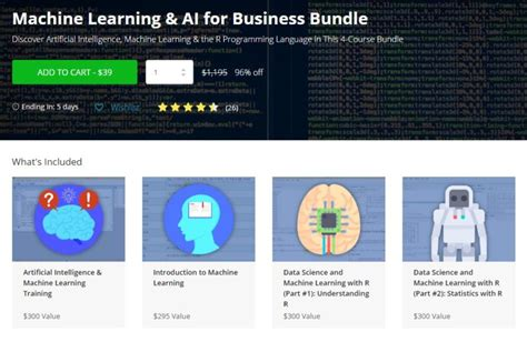 machine learning for business a simple guide to data driven technologies using machine learning and learning books deal teach computers to make money bundle 39