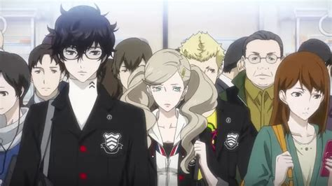 persona 5 story trailer digital pre order bonuses persona 5 s newest trailer sets up the story polygon