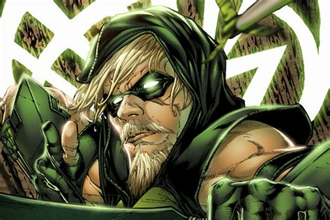 The Green stephen amell finally sports the green arrow goatee but
