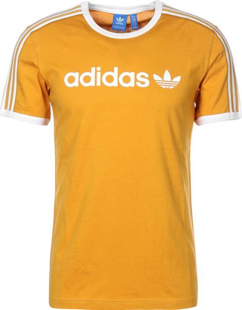 Kaos Adidastshirtt Shirt Adidas adidas adidas linear t shirt orange