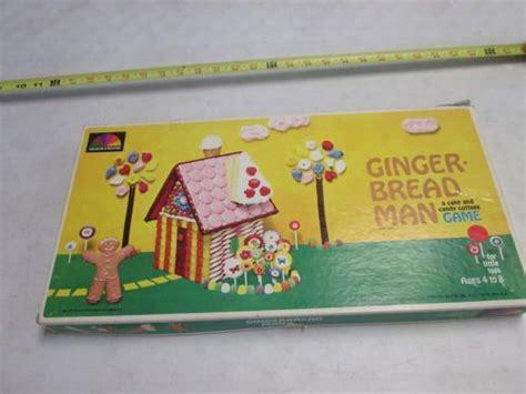 gingerbread man board game printable gingerbread man 1964 vintage board games card games etc