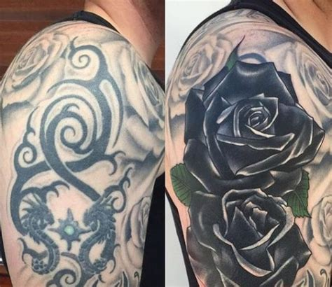 black tattoo cover up ideas ideas at amazingtattooideas for