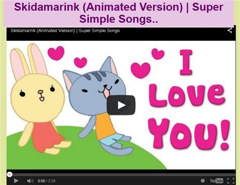 Super Simple Nursery Rhymes by Skidamarink Animated Version Super Simple Songs