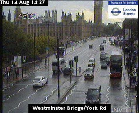 realtime tfl traffic camera api pusher blog