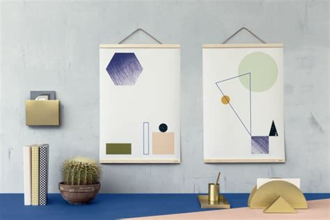 hang posters without frame 6 simple ways to hang art remodelista