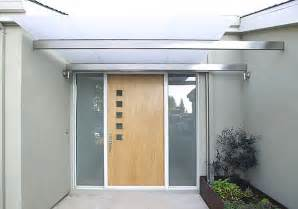 Small Exterior Doors Modern Front Door With Small Square Windows Decoist