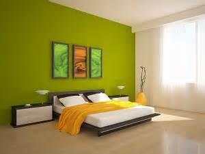 d 233 coration chambre mur vert exemples d am 233 nagements