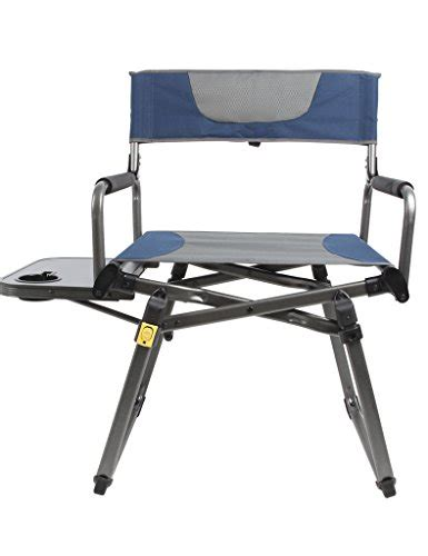 chairs portal cing folding directors chair cup holder