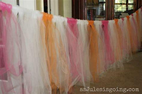 table tutu skirt diy bridal shower pinterest corsage