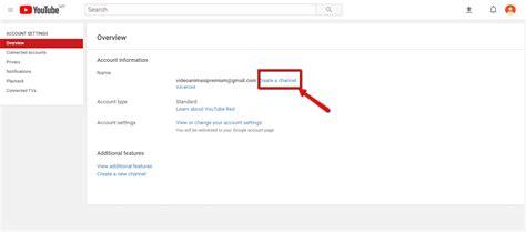 cara membuat logo channel youtube cara buat youtube channel 5 fairuzrazak