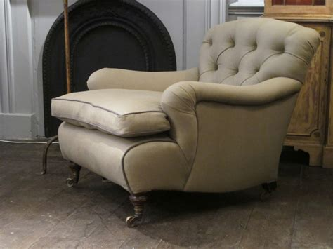 Howard Armchair by Comfortable 19th Cent Howard Armchair Furniture