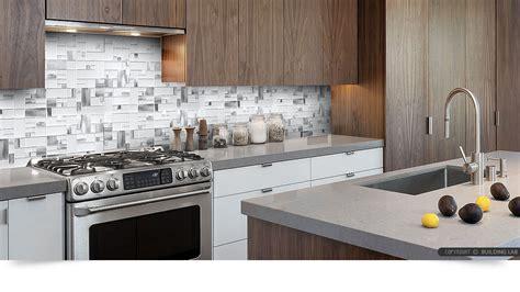 modern glass tile backsplash white glass metal modern backsplash tile for contemporary