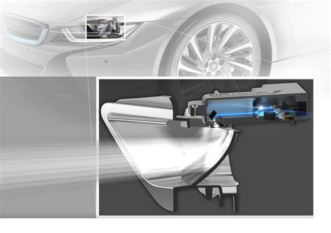 bmw laser headlights bmw cars news i8 first in the world to get laser headlights