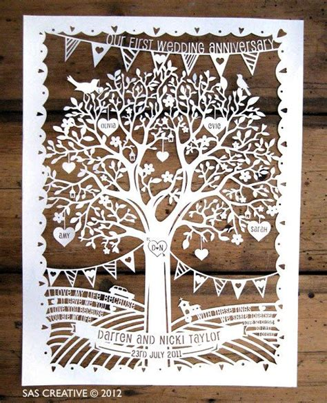 Paper Cut Family Tree Template 17 best images about paper cutting on quilling