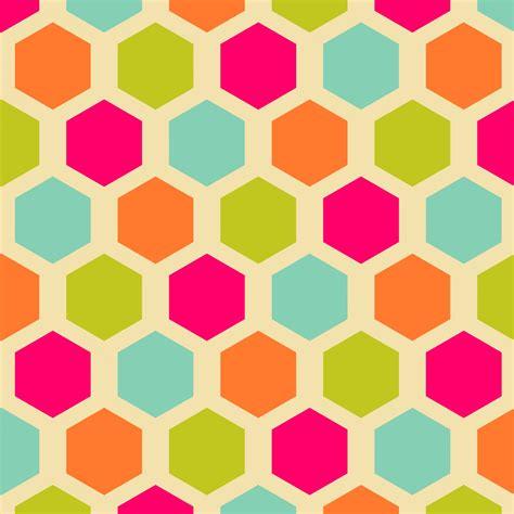 pattern stock clipart vintage hexagon pattern background free stock photo