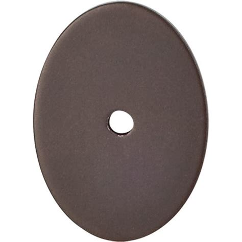 Rubbed Bronze Door Knobs With Backplates by Top Knobs Decorative Hardware Tk62orb Knob Backplates
