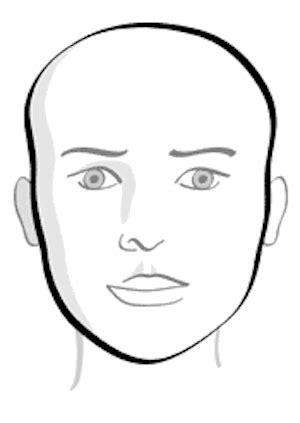 describing mens faces and shapes bentuk muka dan badan fesyen rambut ikut bentuk wajah untuk lelaki kelihatan