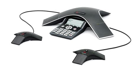 Polycom Expansion Microphone Kit For Soundstation Duo And Cx3000 polycom soundstation ip 7000 medientechnik dekom