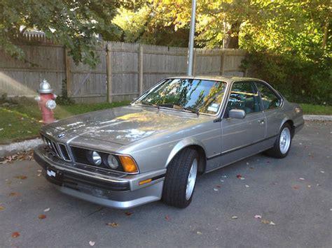 1988 bmw 635csi 1988 bmw 635csi revisit german cars for sale blog
