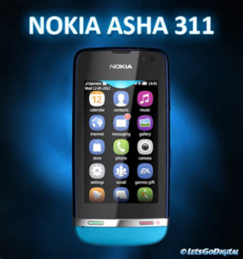 Hp Nokia Asha Tipe 311 mobile jonky nokia asha 311 price in india phone