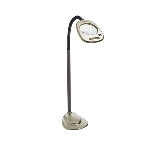 mighty bright craft light with magnifier mighty bright for crafts sewing the floor light