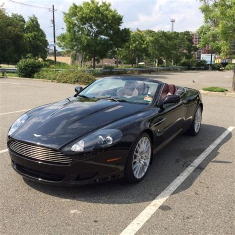 Aston Martin Warranty by Purchase Used Aston Martin Db9 6 Speed Manual With