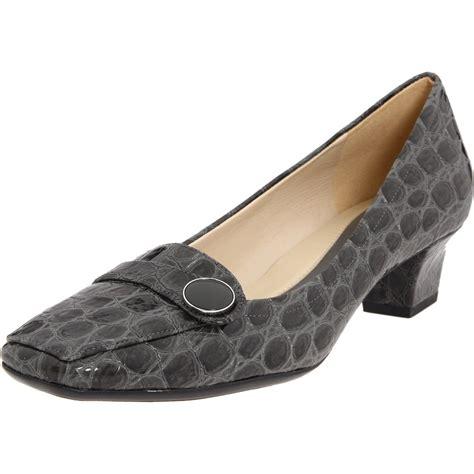 slip on loafer naturalizer womens fulton slip on loafer in gray grey