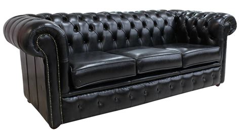 Ebay Chesterfield Sofa Black Chesterfield Sofa Black Chesterfield Sofas Ebay Thesofa