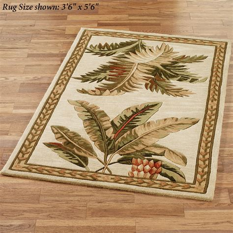 tropical rugs tropical retreat area rugs