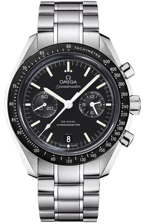 Omega Speedmaster Moonwatch Co Axial Chrono Black Swiss Eta 311 30 44 51 01 002 Omega Speedmaster Moon Mens