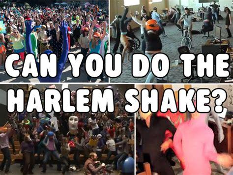 Know Your Meme Harlem Shake - top 15 best harlem shake videos thetecnica