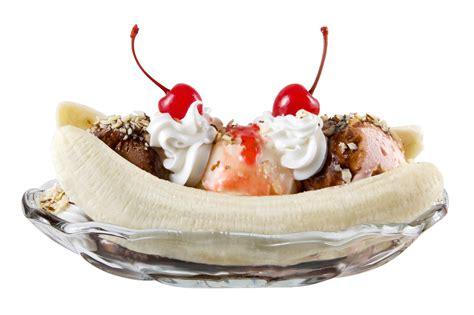 what is the perfect banana split ice cream journal ice