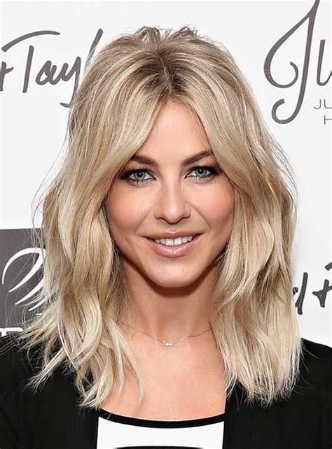 The Lob Hairstyle by The Most Pretty Lob And Bob Haircuts For 2017 Bob