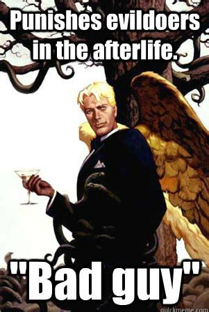 Lucifer Meme - good guy lucifer meme weknowmemes
