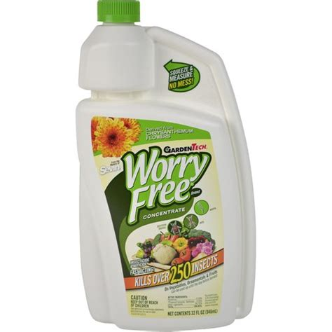 Garden Tech by Garden Tech Worry Free Insecticide And Miticide