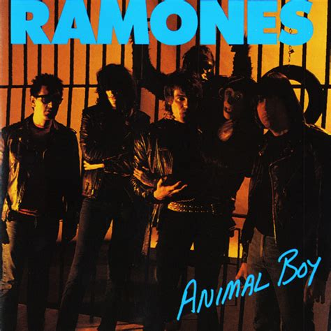 Tales From The Spector Crypt by The Ramones Animal Boy 30 Years Later Cryptic Rock
