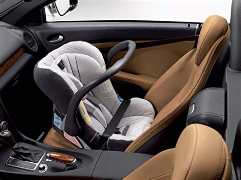 mercedes gl infant car seat mercedes to offer vouchers for child seats