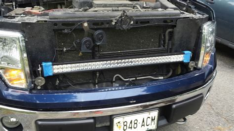 Cheap Light Bar Install Page 2 Ford F150 Forum
