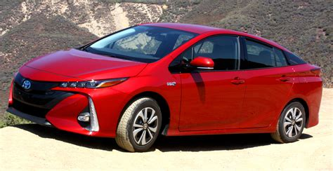 Toyota Prius Top Speed 2017 Toyota Prius Prime Driving Impression And Review