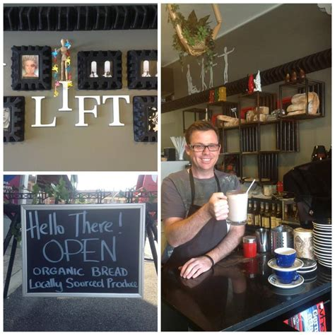 Handmade Naturals Highgate Hill - lift bakery cafe brisbane